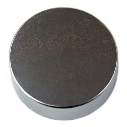 Applied Magnets 1 5 Quot X 1 2 Quot Grade N52 Neodymium Disc
