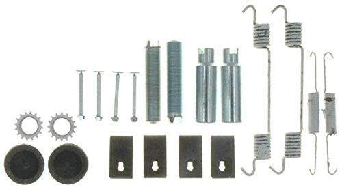 ACDelco 18K2033 Professional Rear Parking Brake Hardware - Cable Brake Parking Kit