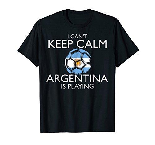 Argentina Football Jersey 2018 Argentinian Soccer T-Shirt