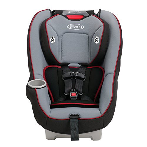 Graco Contender 65 Convertible Car Seat, Chili Red