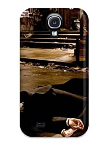 Best Awesome Batman Begins Flip Case With Fashion Design For Galaxy S4 7325904K67016859