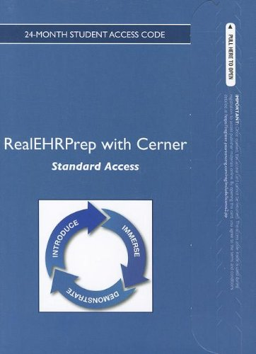 RealEHRPrep with Cerner -- Access Card (24-month access)