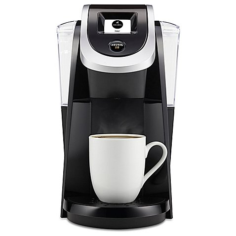 Keurig 2.0 K250 Coffee Brewing System (Black)