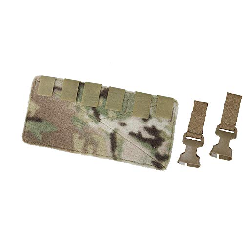 - The Mercenary Company Modular Click-in Placcard Conversion/Upgrade Kit for MOLLE Vests (Multicam)