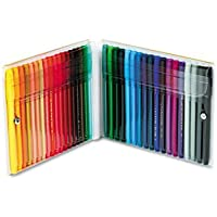 PENS36036 - Pentel Fine Point Color Pen Set