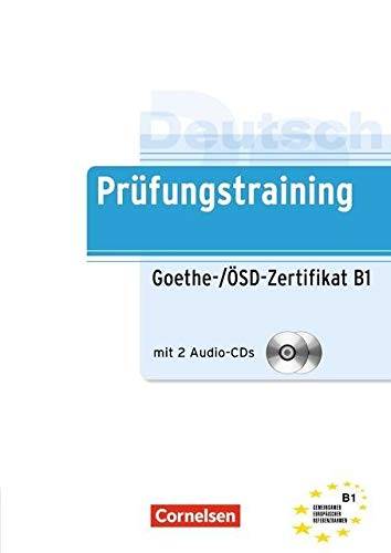 Cornelsen zertifikat lösungen prüfungstraining goethe a1 Prüfungstraining telc