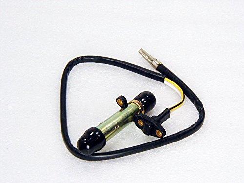 MIXTURE CONTROL SOLENOID (MCS) - Hitachi 2 BBL Carburetors in 1983-1986 Nissan Pickup