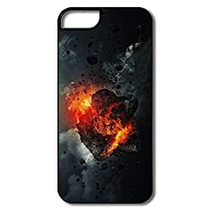 Cartoon Asteroid IPhone 5/5s Case For Him