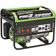 All Power America Portable Propane Generator - 3500 Watt Surge Watts, 2800 Rated Watts, CARB-Compliant, Model#...