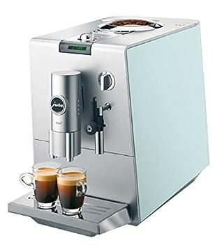 Jura ENA 5 Máquina espresso 1.1L 10tazas Azul - Cafetera (Máquina espresso, Azul, 1,1 L, 10 tazas, Granos de café, 125 g): Amazon.es: Hogar