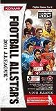 Digital Game Card FOOTBALL ALLSTAR'S 2011 J.LEAGUE Vol.2 【6Pack】 デジタルゲームカード フットボールオールスターズ 2011 Jリーグ Vol.2