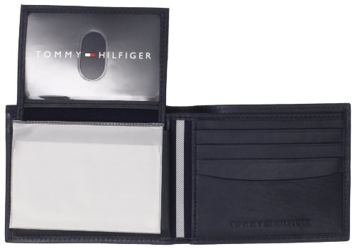 0ed77fd8b Tommy Hilfiger Men s Dore Passcase Billfold Wallet