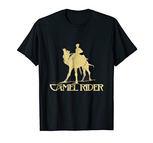 Camel rider Shriner Masonic Symbol Freemason Tshirt -