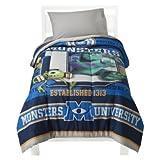 monsters inc bedding set twin - Disney Monsters University Comforter & Sheet Set - Twin