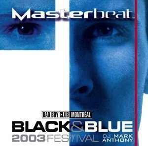 Price comparison product image Masterbeat: Black and Blue 2003