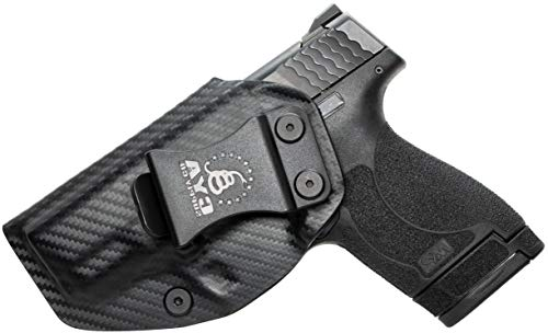 CYA Supply Co. IWB Left Handed Holsters Only- Veteran Owned Company - Made in USA - Inside Waistband Concealed Carry Holster (Left Handed Holsters)...