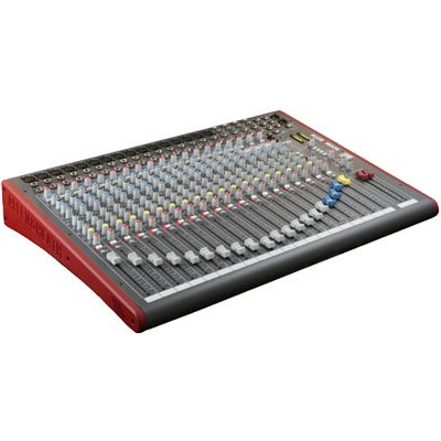 Efx Mixer - Allen & Heath ZED-22FX, 22-Channel Mixer with USB Interface and Onboard EFX