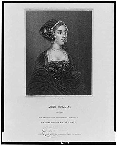 Infinite Photographs Photo: Anne Bullen,Anne Boleyn,1507-1536,Queen Consort of Henry VIII,King of England (List Of All Kings And Queens Of England)