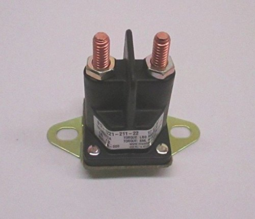 Kohler 25-435-08-S Solenoid St Genuine Original Equipment Manufacturer (OEM) Part - Kohler Starter Solenoid
