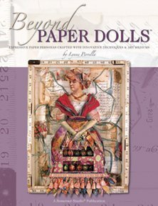 Beyond Paper Dolls: Expressive Paper Personas Crafted with Innovative Techniques and Art Mediums