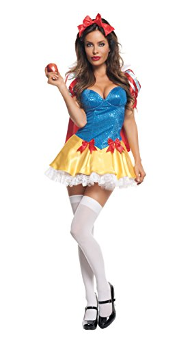 Starline Women's Sequin Snow White Costume Set