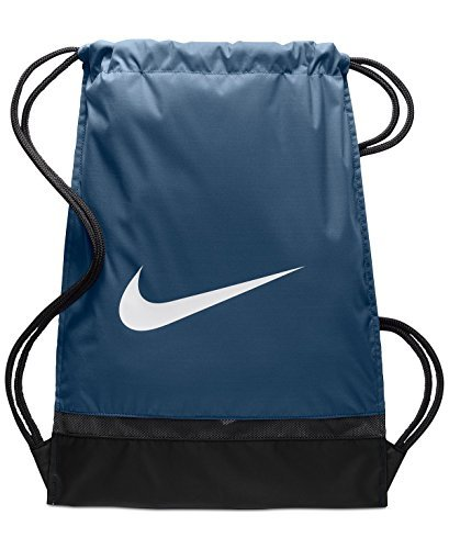 Nike Brasilia Training Gymsack (Blue Force/Black/White)