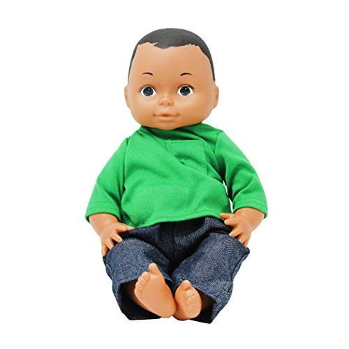 Marvel Education MTC118-A1 Multi-Ethnic School Doll, Hispanic Boy