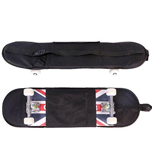 mk. park - Skateboard Bag Skate Board Carrying Bag Shoulder Bag Skateboard Backpack (Autobahn Backpack)
