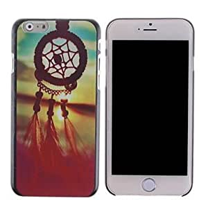 LCJ Dreamcatcher Pattern PC Hard Cover for iPhone 6