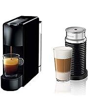 ماكينة تحضير القهوة من نسبريسو اسينزا والة صنع الرغوة ايروتشينو 3 - اسود