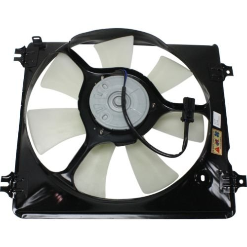 6 Cooling Radiator Cyl Fan (Perfect Fit Group REPH160972 - Accord Radiator Fan Shroud Assembly, RH, 6 Cyl Eng. Coupe/ Sedan)