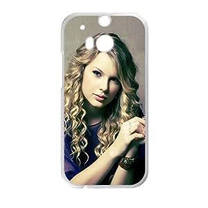 HTC M8 Case, Sexy lady Custom HTC M8 Case Cover
