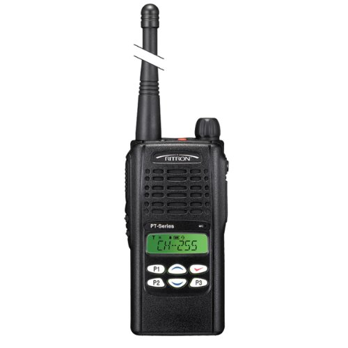Ritron PT-150 Professional, 5 watt VHF two-way radio, 255 channels by Ritron