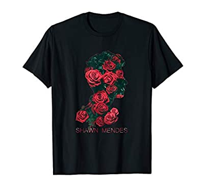 Mendes Gift Shawn T-Shirt - Rose Mendes Army for men, girl