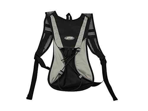 OVIIVO Bike 2L Hydration Pack Water Rucksack Backpack Hydration Bladder Backpack for Biking Cycling Travel Hiking (Black) by OVIIVO