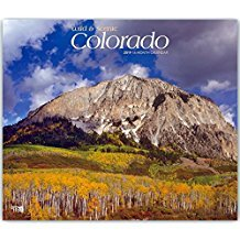 2019 COLORADO WILD AND SCENIC CALENDAR DELUXE-PLANNER, CALENDAR PLANNER,CALENDAR WALL,POCKET, CALENDAR MONTHLY,DO IT ALL,GALLERY EDITION,MONTHLT PLANNER,CALENDAR WITH POCKETS,CALENDAR STICKERS,DESK C