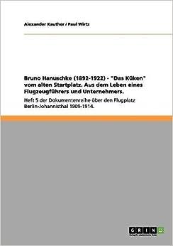 Bruno Hanuschke (1892-1922) -