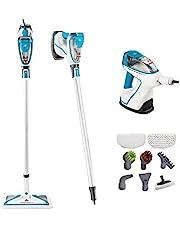 BISSELL - Steam Mop and Cleaner - PowerFresh Slim Steam Mop and Steam Cleaner - Versatile 3-in-1 design with lift-off handheld steamer - onboard tools