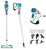 BISSELL - Steam Mop and Cleaner - PowerFresh Slim Steam Mop and Steam Cleaner - Versatile 3-in-1 design with l
