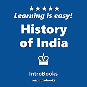 History of India Hörbuch
