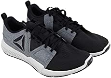 3a86815703b4 Reebok Hydrorush Tr Black Skull Grey Alloy Mens Athletic Training Shoes UPC  191521337062
