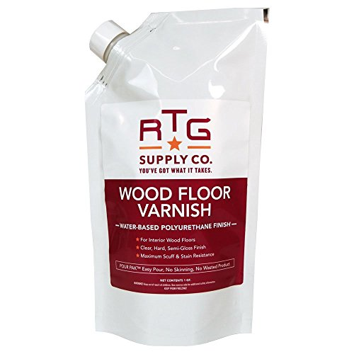 RTG Wood Floor Varnish