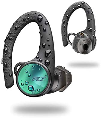 Plantronics BackBeat FIT 3200 Bluetooth Earbuds True Wireless Sport Black