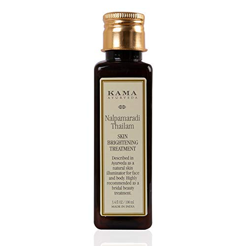Kama Ayurveda - NALPAMARADI THAILAM SKIN BRIGHTENING TREATMENT SKIN BRIGHTENING 100 ml