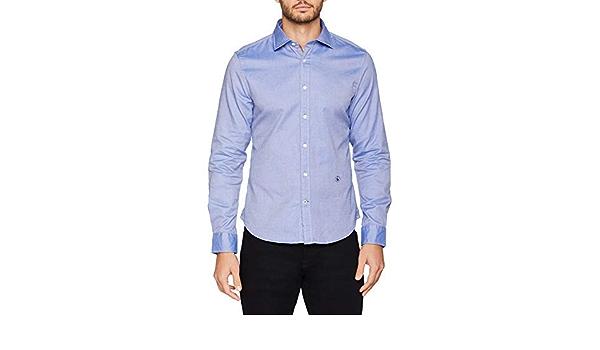 El Ganso Panamá Camisa Casual para Hombre: Amazon.es: Ropa