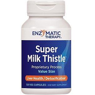 - Super Milk Thistle 120 Ultracaps