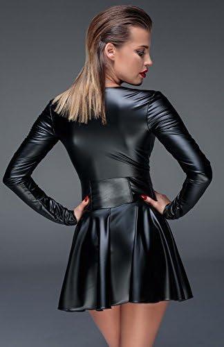 Noir HandMade Damen Kleid Taille M