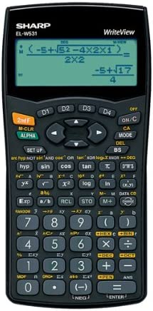 SCIENTIFIQUE SHARP CALCULATRICE TÉLÉCHARGER