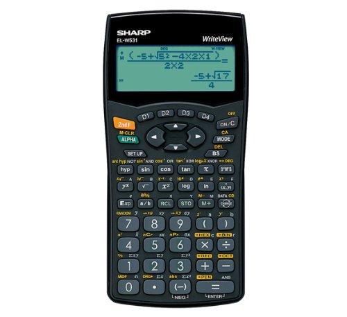 Sharp ELW531B Scientific calcolatrice SH02594