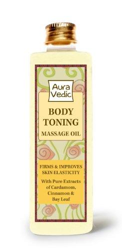 Auravedic body Toning Massage Oil 100ml
